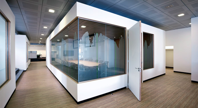Buro Trennwand Glas Trennwand Innenausbau Asi Lagersysteme Stuttgart